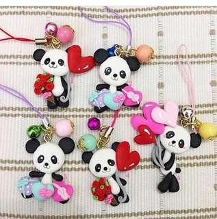 Gantungan Panda
