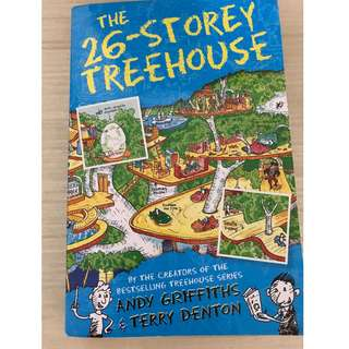 The 26 Storey Treehouse