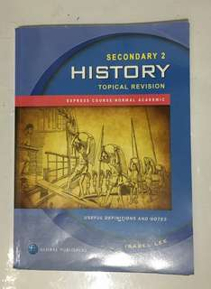 sec 2 history assessment book