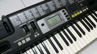 Casio Electronic Keyboard Piano CTK-710