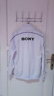 Jaket Putih SONY Baru