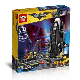 LEPIN™ 07096 Batman Movie The Bat-Space Shuttle