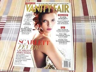 Vanity Fair Dec 2011