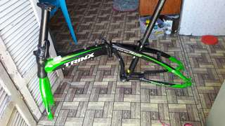 Trinx FA209 Frameset folding bike