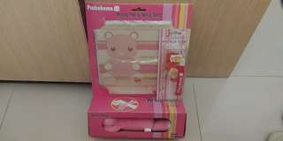 Pinkukuma Mouse Pad & Wrist Rest
