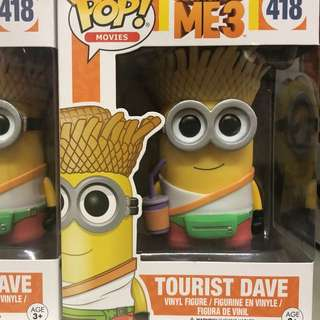 Despicable Me: Tourist Dave