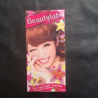 (NEW) Beautybylabo hair color beauty by labo cat rambut coklat