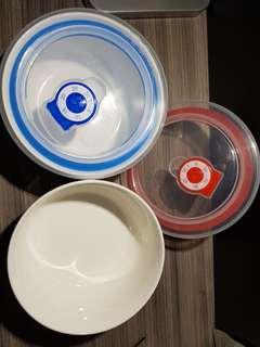 Brand new ceramic bowl