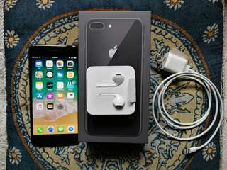 Iphone 8 Plus 64Gb Space Gray from Globe