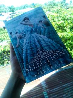Book: The Selection by Kiera Cass