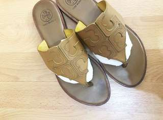 Authentic preloved tory burch sandals