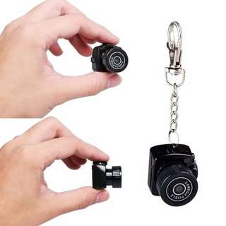 SUPER MINI SPY CAMERA & VIDEO RECORDING