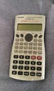 fx 3950p Calculator