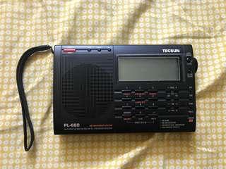 Tecsun 德生 PL 660 全波段收音機