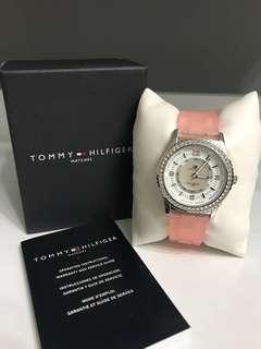 Tommy Hilfiger Luxury Women Crystal Watch