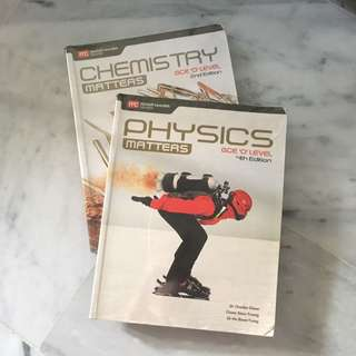 Pure Physics / Chemistry / AMATH Textbook