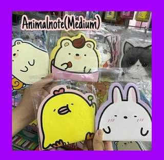 AnimalNotes