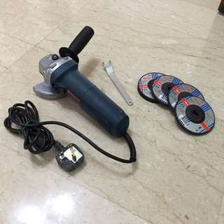 Bosch Grinder And Cutter