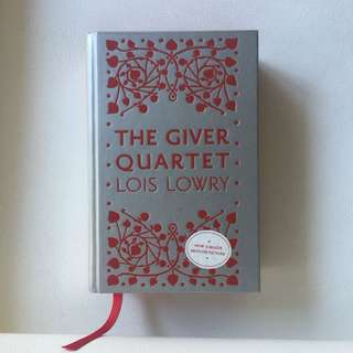 The Giver Quartet by Lois Lowry