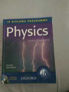 IB diploma programme physics course companion second edition
