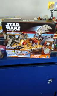 Micro Machines Star Wars Millenium Falcon