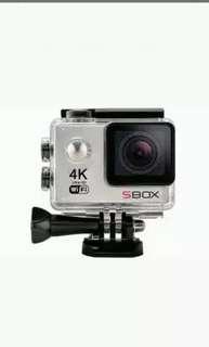 S Box 4X Action Camera cicilan instan nggak pake ribet