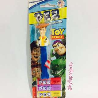 Woody TOYSTORY - PEZ Candy