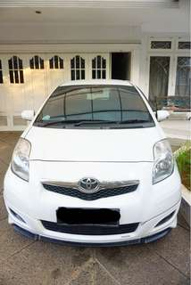 Yaris TRD type S 1.5