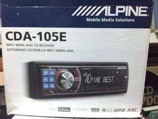 Alpine CDA- 105E