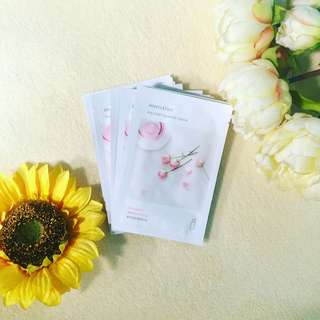🌹 INNISFREE My Real Squeeze Mask ~ Rose 🥀