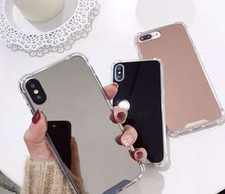 鏡面iphone case