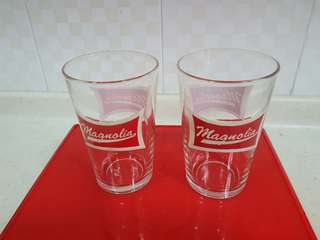 Magnolia Glasses