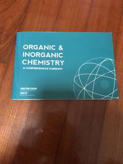 A level chemistry guidebook