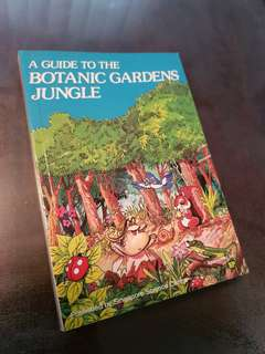 A Guide to the Botanic Gardens Jungle