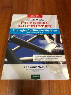 A level physical chemistry assessment book