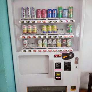 Can Drinks Vending Machine