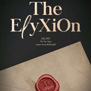 [WTT / WANT TO TRADE] ELYXION IN MALAYSIA