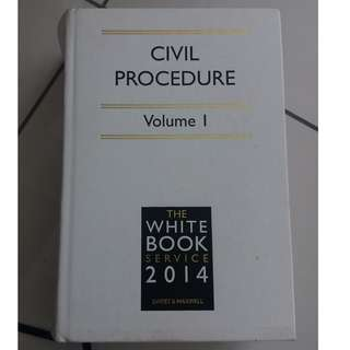 UK White Book (Legal Texts)