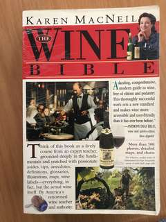 Book of wine knowledge