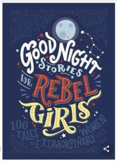 Good Night Stories for Rebel Girls (Author: Elena Favilli, Francesca Cavallo, ISBN: 9780141986005)