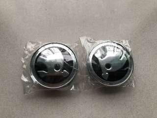 Skoda wheel caps