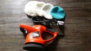 Black & decker KP600 polisher car