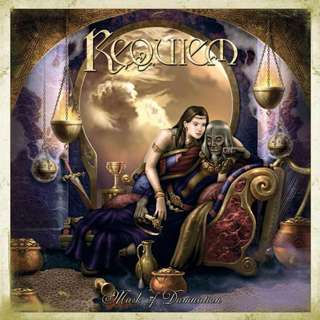 Requiem - Mask Of Damnation CD