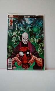 Marvel Comics : Spider-Man/Deadpool