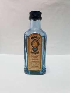 Bombay Sapphire, 50ml, Mini Liquor, Collectible