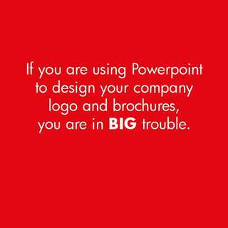 Using powerpoint for your business? Think again