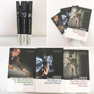 Sherlock Holmes Books