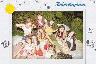 Twice Twicetagram album