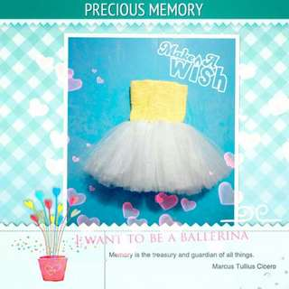 Tutu Dress(Made to Order)