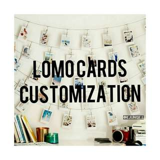 100PCS LOMO CARD RM25 PROMOTION